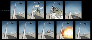 BF3: Those Lampposts... by GraviRaw