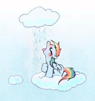 Drinking from the cloud by AKHTS