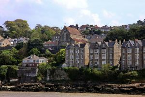 Clevedon - Somerset  - UK by UdoChristmann