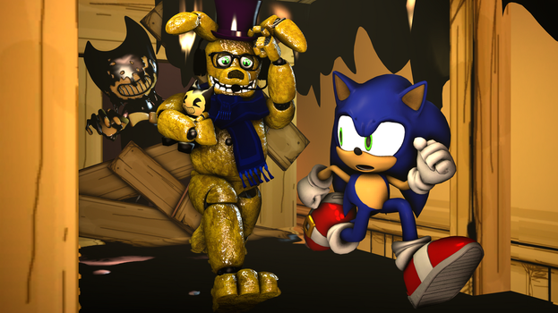 SFM Gotta Go Fast (Request by MonsterXNightmare) by Tayma2uky