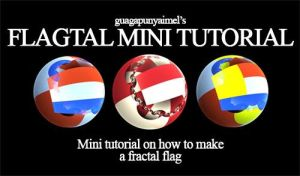 Flagtal Mini Tutorial by guagapunyaimel