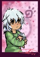 Little Ryou by Mallemagic