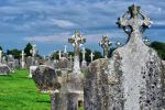 Celtic Crosses-Clonmacnoise by CitizenFresh
