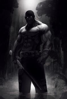 Riddick by Howietzer