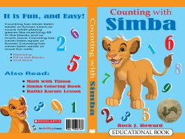 counting with simba by darrelltate