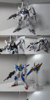 New Gunpla for early March 2014 by Blayaden
