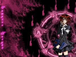 Vampire Knight Wallpaper Yuuki by ThroughTheLies