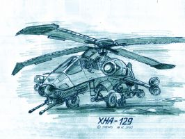XHA-129 by TheXHS