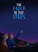 TFIOS Little Infinities Scrapbook by johngreeko