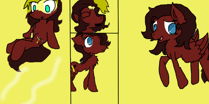 Ink rose tf part 3 by MLPsonic156