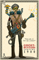 Ghost-Busters - Century: 1900 by DrFaustusAU