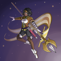 Commission: Princess Alvina by Silent-Shanin