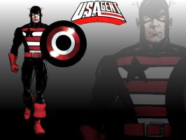 USAgent 1 by Superman8193