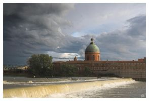 Toulouse - After storm by salviphoto
