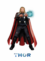 MARVEL - Thor by Mr-Saxon