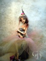 Ball jointed doll A by cdlitestudio