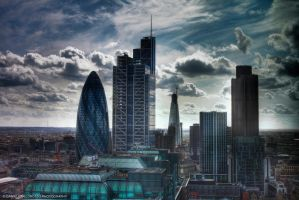 Broadgate Tower by dandelgrosso