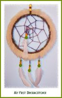 MY FIRST DREAMCATCHER by SCT-GRAPHICS