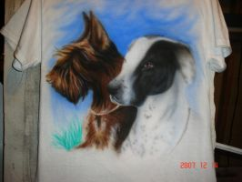 airbrushed DOGS by NeoGzus