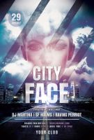 City Face Flyer by styleWish