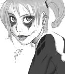 Harley Quinn by deft-hands