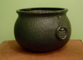 Cauldron 2 by LizzyTishStock