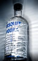 Absolut with a blur by ajohns95616