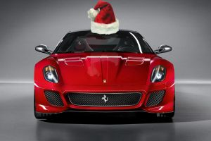 Ferrari 599 GTO - Xmas by apple-yigit-jack