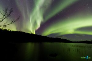 Aurora Borealis - The beginning 2012 #2 by jzky
