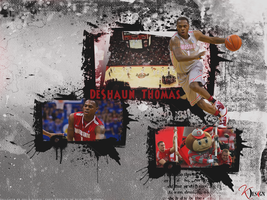 DeShaun Thomas Wallpaper by KevinsGraphics