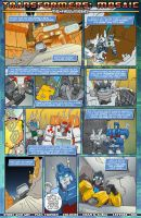 Transformers Mosaic: The Freelancers by PiusInk