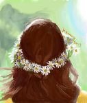 daisy crown by jhchang12