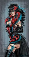 The day of the dead girl by dimary