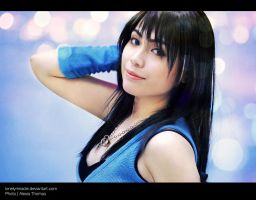 Rinoa Heartilly by lonelymiracle