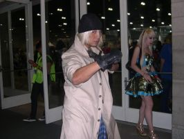 That One Guy From FF13 by WildFantasy
