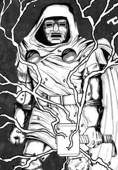 DOOM by tommycree