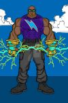 Thunder-Fist, Thomas Strom by chaoticdarklord