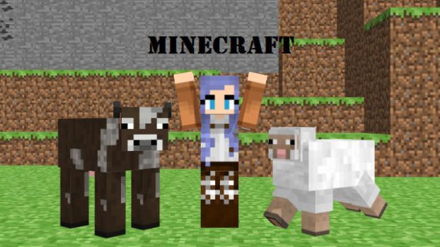 Lets play Minecraft--OFFLINE by YamaNeko15