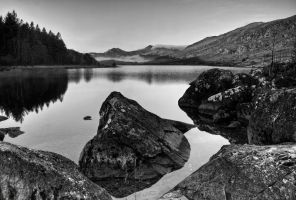 Snowdonian Views 7 by CharmingPhotography