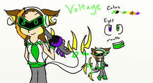 Voltage by SparkyChan23