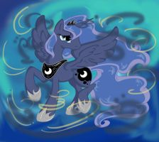 Luna - Highness of Darkness by MercyAntebellum