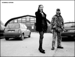 Guerrilla Lovers by Kathaer
