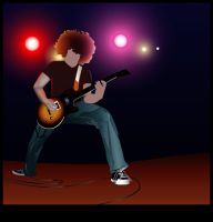 Ray Toro MCR - Work In Prog. by VAxwell