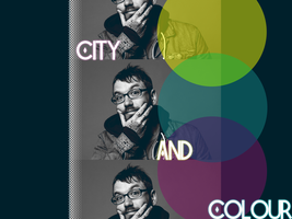 City and Colour Wallpaper by Grace-like-rainx