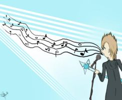 :Sing Me a Song: Demyx by Pokefanforever6