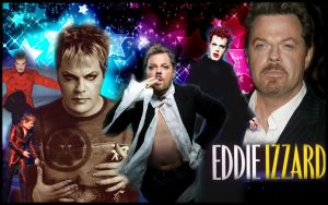 Eddie Izzard 01 by xaq85