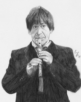 2nd Doctor by ThePeculiarMissE