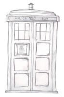 The TARDIS by whosname