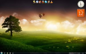 My Desktop by radQ