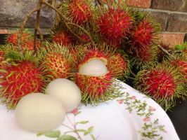 buah rambutan by plainordinary1